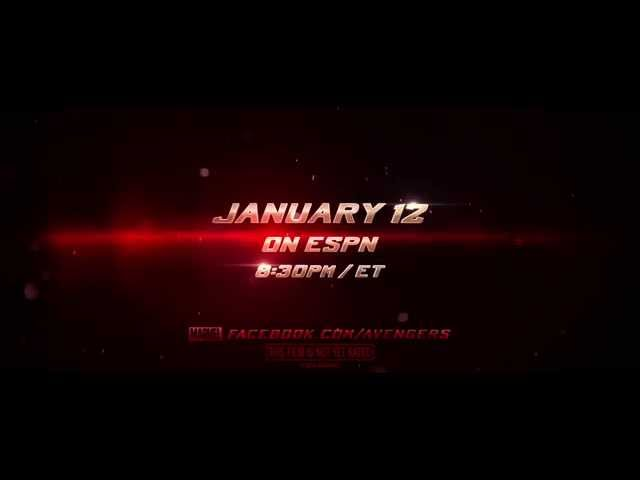 play video: New Avengers Trailer January 12 - Marvel's Avengers: Age of Ultron Trailer 2 Preview