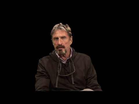 John McAfee Keynote Speaker at Ground Zero Summit India 08-11-2013
