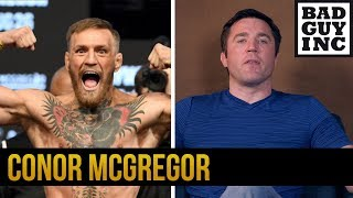 Maybe now is not a good time to book Conor McGregor…