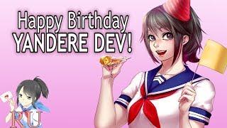 Happy Birthday Yandere-Dev!