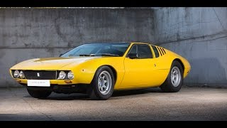 Review of a Rare £300k 1969 De Tomaso Mangusta