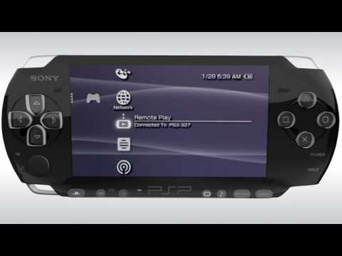 PS3 How To: Remote Play