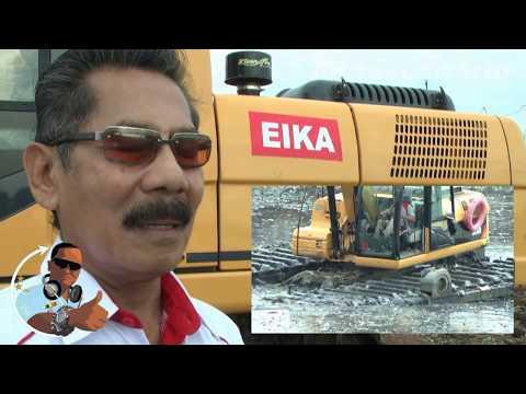 Dredging Lake Pluit Project Interview In Bahasa 2013 Original Audio