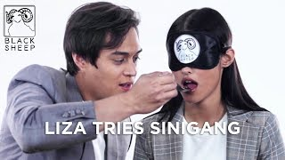 Liza And Enrique Guess Different Kinds Of Sinigang