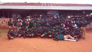 The Scout Association of Nigeria Messengers of Peace Awareness Program