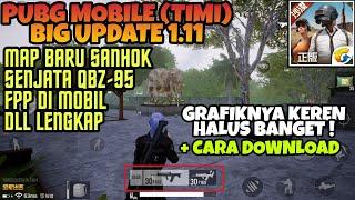 Pubg Mobile Update Coba Map Baru Sanhok Dan Senjata Qbz 95 Keren