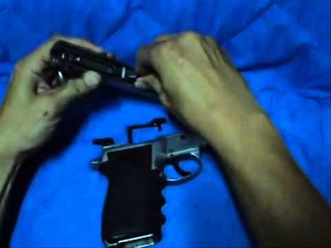 PISTOLA LUGER M90 9mm Parabellum DESARME