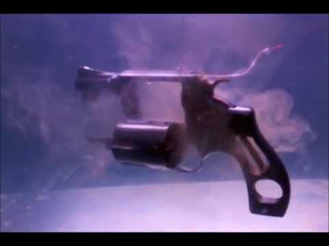 Ultrasonic Gun Cleaning