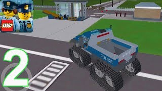 LEGO City My City - Gameplay Walkthrough part 2 - Airport (iOS, Android)