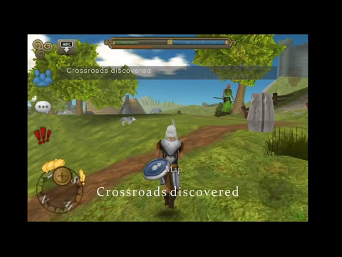 3D MMO Celtic Heroes - iPhone - US - Gameplay Trailer