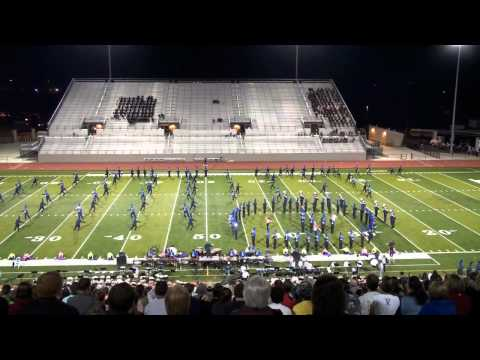 LISD Festival of Bands 2010 - Leander High School