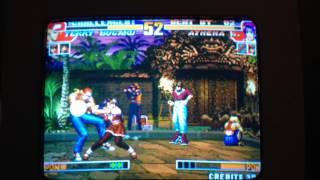 Joker vs moby Kof 97