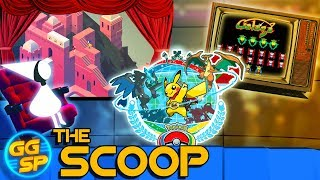 Monument Valley The Movie, Galaga The TV Show, And Pokemon World Champion! | The Scoop
