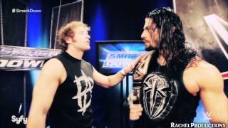 Ambrose/Roman [Kiss Me]