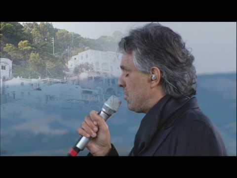 Andrea Bocelli – Santa Lucia