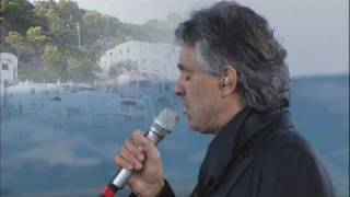 Watch Andrea Bocelli Santa Lucia video