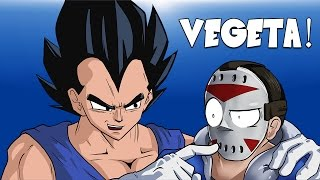 Delirious Animated! Ep. 9 (Meeting Vegeta!) Christopher Sabat!!! GTA 5 & DBZ