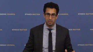 Karim Sadjadpour: Saudi Arabia is a Loser of the Iran Nuclear Deal