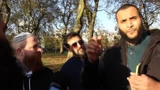 Video: What is the King David hotel? - Mohammed Hijab vs Joseph LondonSC