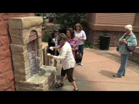 Manitou Springs - Take a water tasting tour and try your luck at the penny arcade! A great family getaway funded in part by Colorado Lottery proceeds.