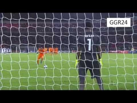 Cote d'Ivoire vs Ghana Penalty Shootout HD 08022015 African Cup of Nation 2015 Final