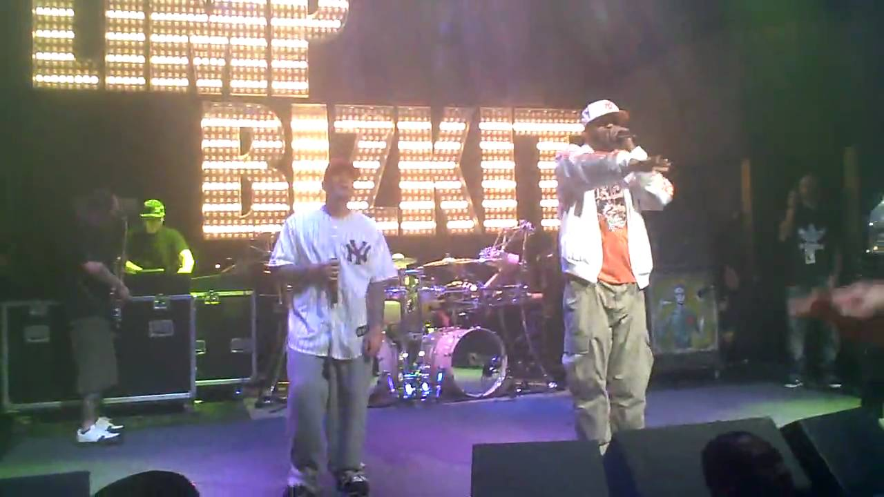 Limp Bizkit / Method Man - N 2 Gether Now live at Blender ...