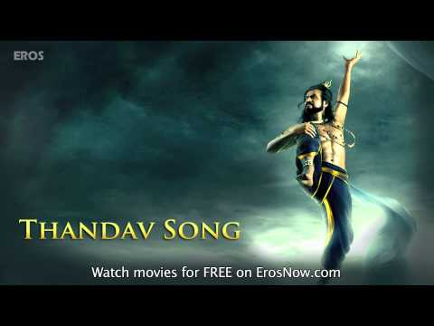 Thandav - Full Audio Song - Kochadaiiyaan - The Legend