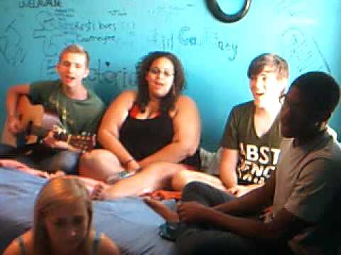 How To Save A Life - The Fray (Group Cover) Video