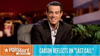 TODAY 2019.02.13 POPStart: Carson Daly Leaving Last Call
