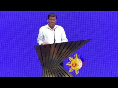 Duterte urges Asean to unite vs illegal drugs, terrorism