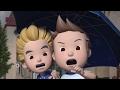 Робокар Поли - Правила дорожного движения - Чем опасен дождь (мультфильм 6)