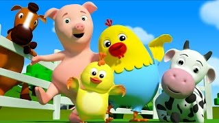If You're Happy And You Know It | Nursery Rhymes For Kids | Baby Songs by Farmees