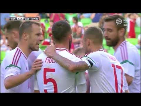 Magyarország - Ausztrália 1-2 - Hungary - Australia (2 öngól, 2 own goals)