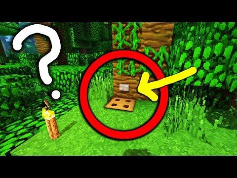 СЕКРЕТНЫЙ ВХОД В ДОМ В МАЙНКРАФТ ! Как построить секретный дом базу лайфхак постройка в Minecraft