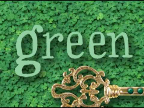 Book Trailer for GREEN