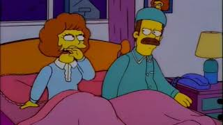 People Are Trying To Sleep! The Simpsons - Quotes\Clip