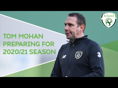 #IRLU19 Head Coach Tom Mohan prepares for 2020/21 season
