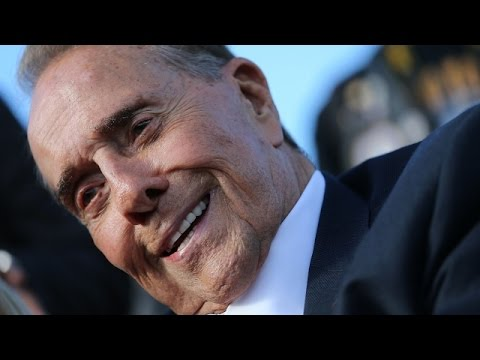 Bob Dole On Ted Cruz: 'Nobody Likes Him' In Congress - Newsy