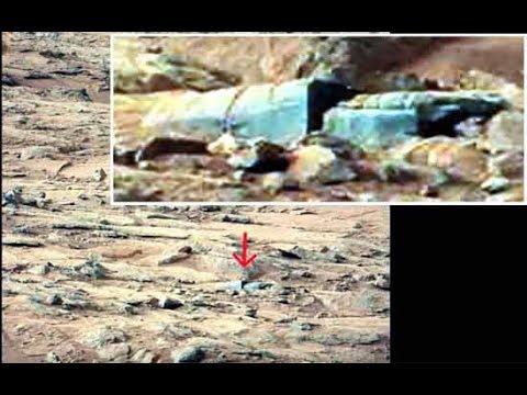 Марс.Ученые судорожно прячут новую находку с Красной Планеты,о которой им запретили рассказывать