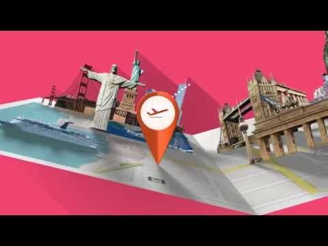 Travel Agency Advert (After Effects template project)