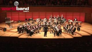 Black Dyke Band plays Festive Overture - Brass-Gala 2016 (2)