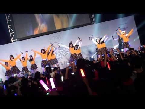 [FANCAM] JKT48 Team T - Kinou Yurimo Motto Suki (Dibanding Kemarin Makin Suka)
