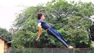 Tiger Shroff Injured On The Sets Of 'A Flying Jatt'