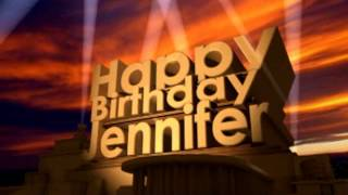 Download Lagu Happy Birthday Jennifer Gratis STAFABAND