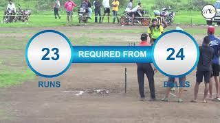 RCC KALYAN VS VK PRATISHTHAN FINAL MATCH AT ##OPEN LOTS ARNI VICTORY CHAMPIONSHIP 2019 DOMBIVALI