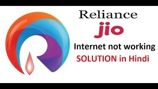 Internet stopped working on jio
