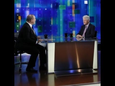 Bill Clinton Defends Romney Over Bain Capital
