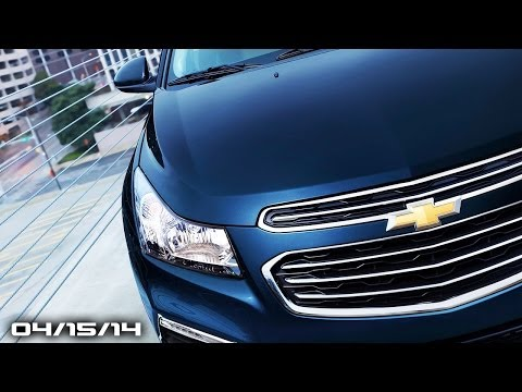 2015 Chevy Cruze, Mitsubishi EVO Successor, Entry Level Volt - Fast Lane Daily klip izle