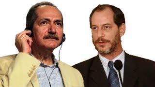 CIRO GOMES & ALDO REBELO: A chapa