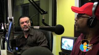Reelblack Founder Mike D. on WURD-AM 3.8.2013 - BLACK FILM NOW